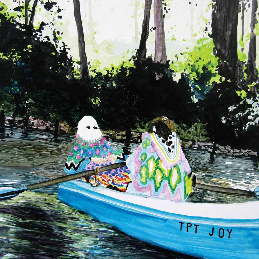 Peep Tempel Joy cover art
